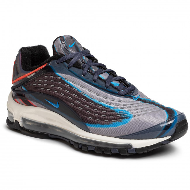 Planeta reemplazar Artículos de primera necesidad  Shoes NIKE - Air Max Deluxe AJ7831 402 Thunder Blue/Photo Blue - Sneakers -  Low shoes - Men's shoes | efootwear.eu