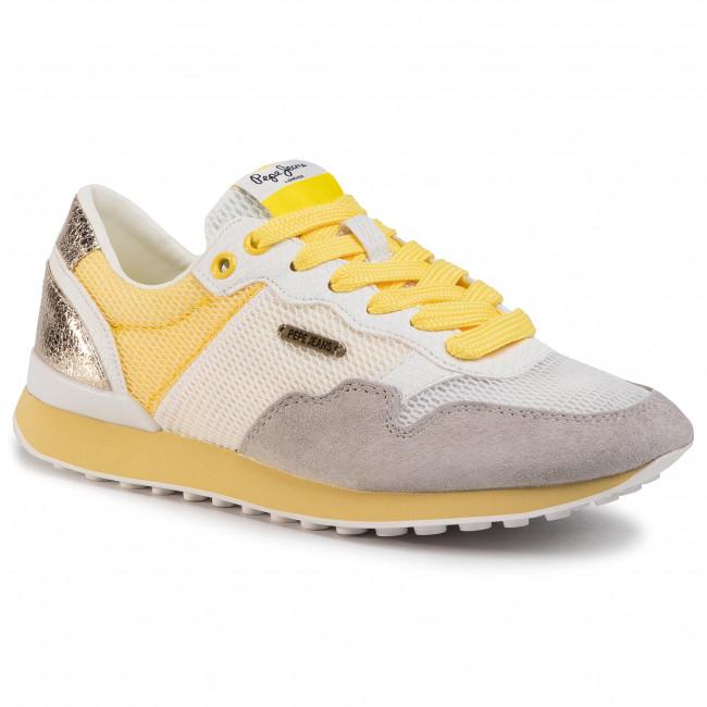Sneakers Pepe Jeans Bimba Mesh Pls30970 Sun 053 Sneakers Low Shoes Women S Shoes Efootwear Eu