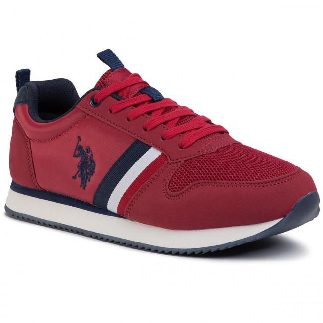 Sneakers U.S. POLO ASSN. - Nobi