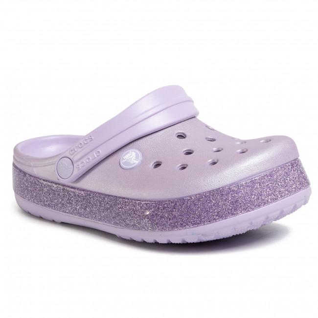 Slides CROCS - Crocband Glitter Clog K
