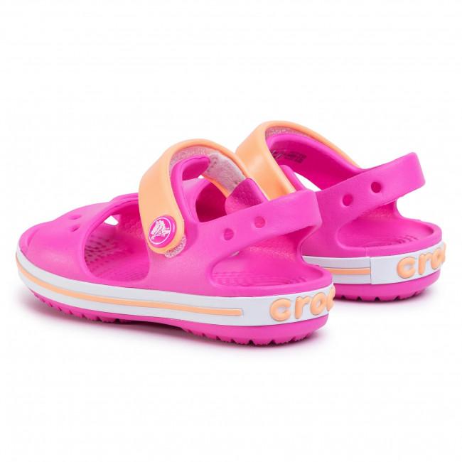 Sandals Crocs Crocband Sandal Kids 12856 Electric Pink Cantaloupe Sandals Clogs And Sandals Girl Kids Shoes Efootwear Eu Radość zakupów i 100% bezpieczeństwa dla każdej transakcji. sandals crocs crocband sandal kids 12856 electric pink cantaloupe