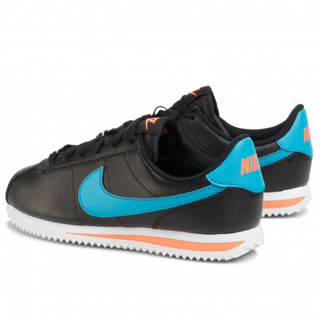 a pesar de déficit Estacionario  Shoes NIKE - Cortez Basic Sl (GS) 904764 006 Black/Laser Blue/Hyper Crimson  - Sneakers - Low shoes - Women's shoes | efootwear.eu
