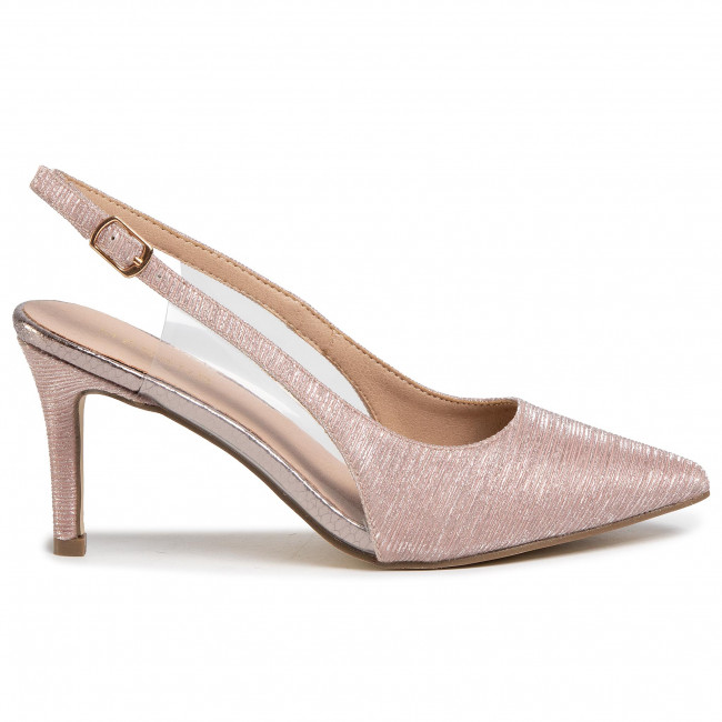 Sandals Menbur - 21265 Nude 0097 Elegant Mules And Women's Shoes