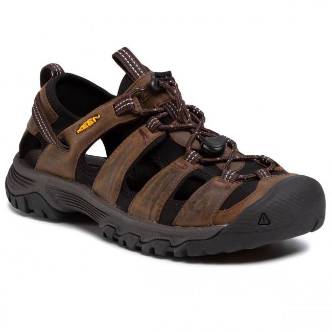 Sandals KEEN - Targhee III Sandal 1022427 Bison/Mulch