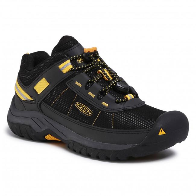 Trekker Boots KEEN - Targhee Sport 1022689 Black/Keen Yellow