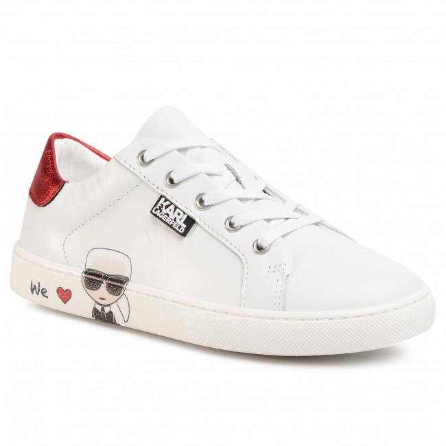 Sneakers KARL LAGERFELD - Z19037 D 10B