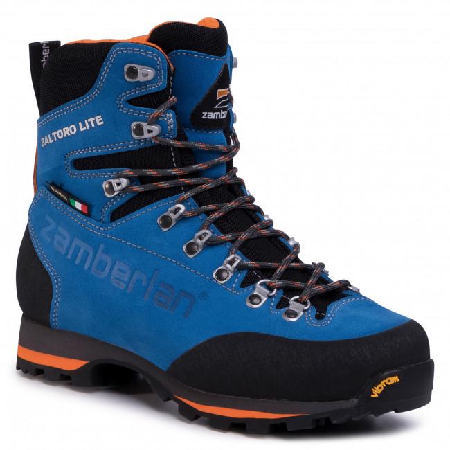 Trekker Boots ZAMBERLAN 1110 Baltoro Lite Gtx GORE TEX Royal Blue