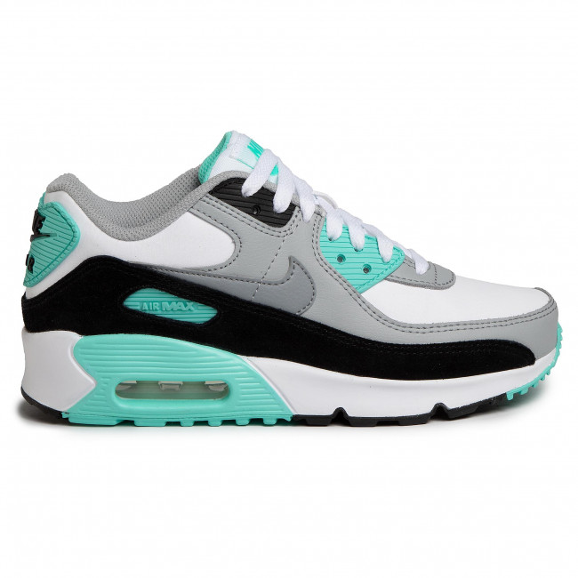 Shoes NIKE Air Max 90 Ltr (GS) CD6864 102 WhiteParticle