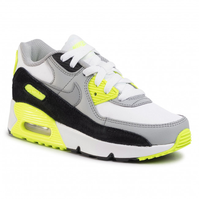 Shoes NIKE Air Max 90 Ltr (Ps) CD6867 101 WhiteParticle Grey