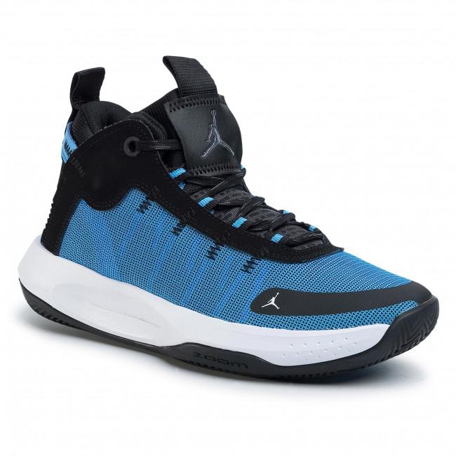 Shoes NIKE Jordan Jumpman 2020 BQ3449 400 University Blue