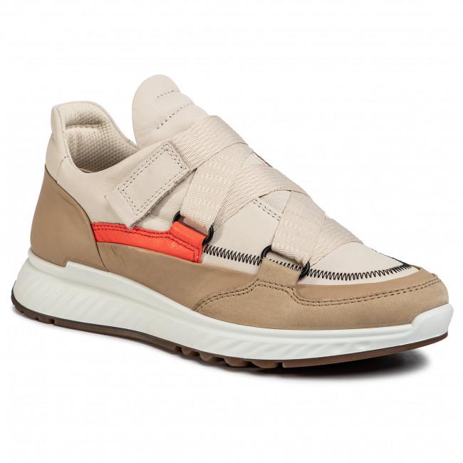 Sneakers ECCO St. 1 W 83637351883 BeigeBeigeVanillaCoral Neon