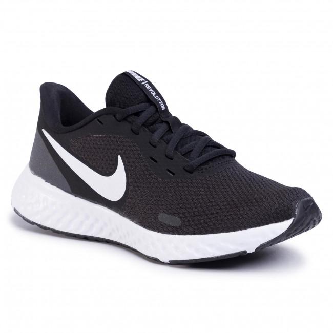 Shoes NIKE - Revolution 5 BQ3207 002 Black/White/Anthracite