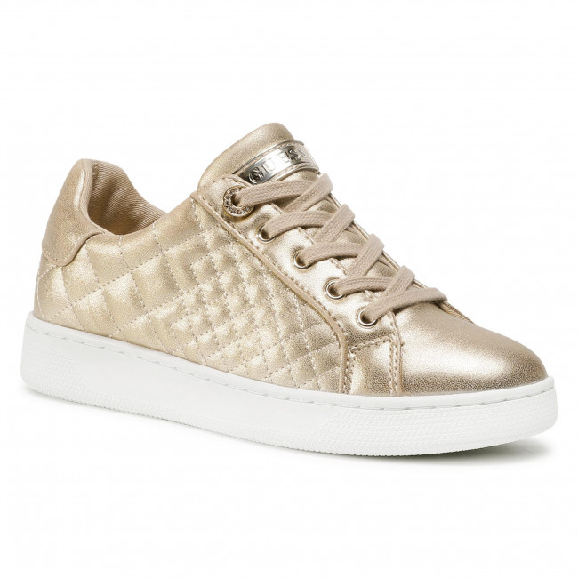 Trainers GUESS - Race FL7REE LEL12 GOLD