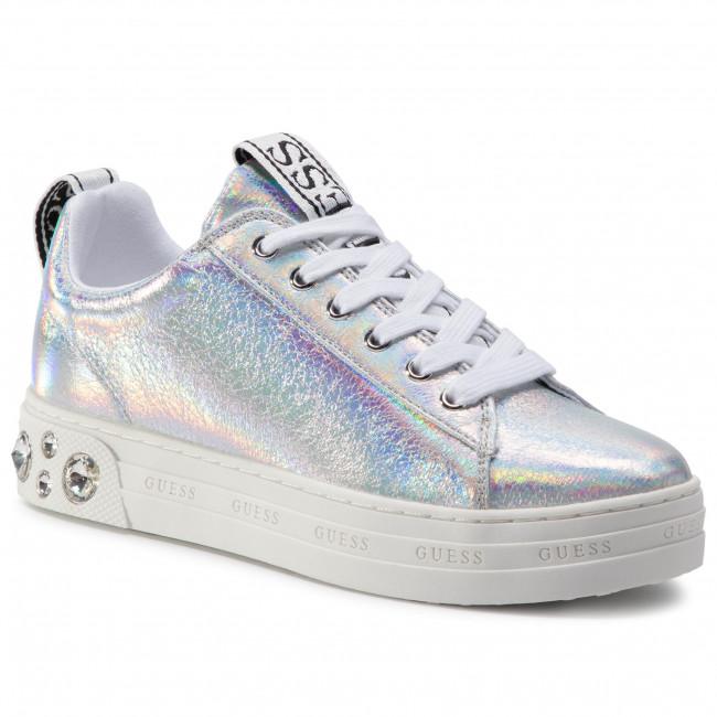 Sneakers GUESS Figgi FL6FII FAL12 WHITE Sneakers Low