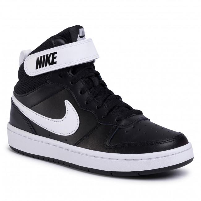 Shoes NIKE - Court Borough Mid 2 (GS