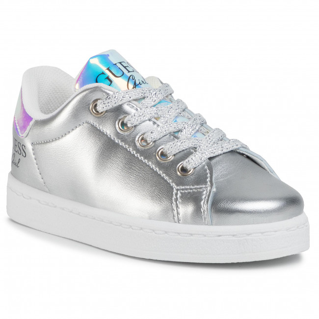 Sneakers GUESS - Lucy FI7LUC ELE12 SILVE