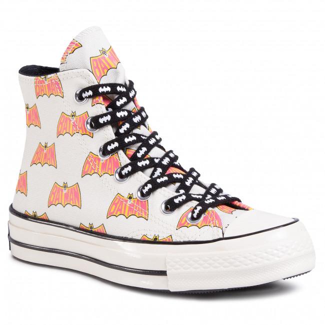 Sneakers CONVERSE Chuck 70 Hi 167318C EgretPinkBlack