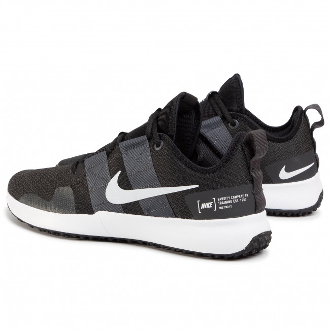 Shoes NIKE - Varsity Compete Tr 2 AT1239 003 Black/White/Anthracite - Fitness - Sports shoes - Men's shoes