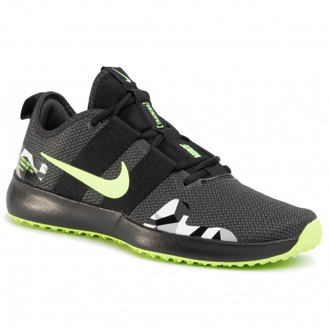 Caracterizar Sucio surco  Shoes NIKE - Varsity Compete Tr 2 AT1239 009 Black/Ghost Green/Smoke Grey -  Fitness - Sports shoes - Men's shoes | efootwear.eu