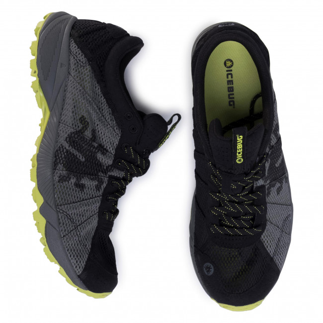 Shoes ICEBUG - Mist2 M RB9X F6203-0A DkGrey/Black - Outdoor - Running shoes - Sports shoes - Men's shoes