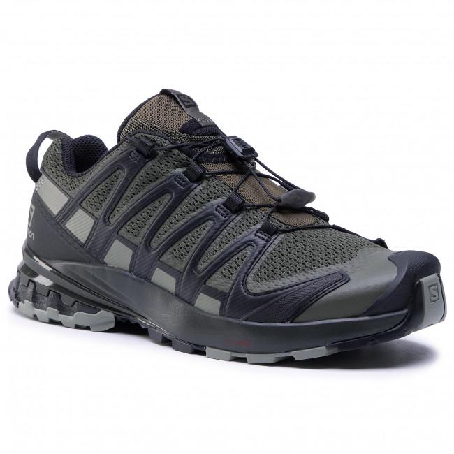 Footwear Salomon Xa Pro 3d V8 409875 27 V0 Grape Leaf Peat Shadow Trekker Boots Low Shoes Men S Shoes Efootwear Eu