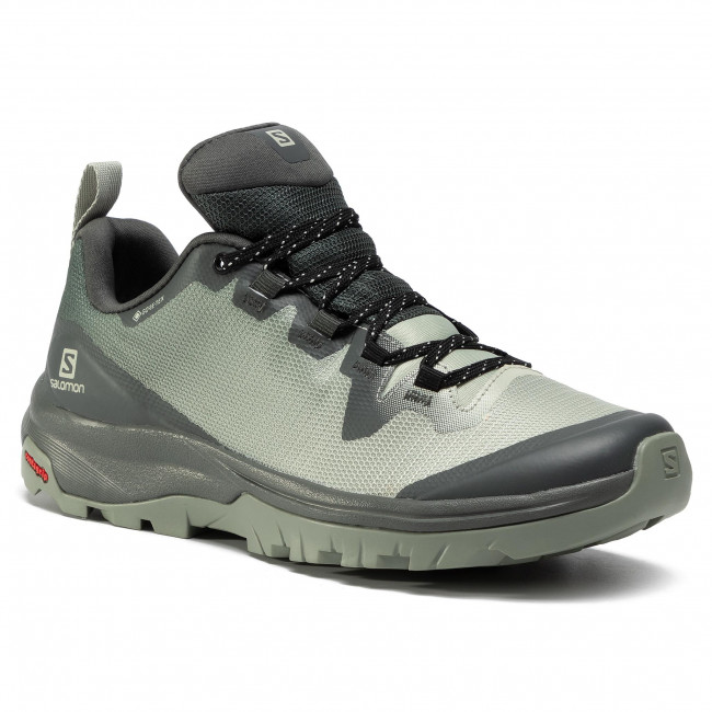 Trekker Boots SALOMON - Vaya Gtx GORE-TEX 409895 20 V0  Urban Chic/Mineral Gray/Shadow