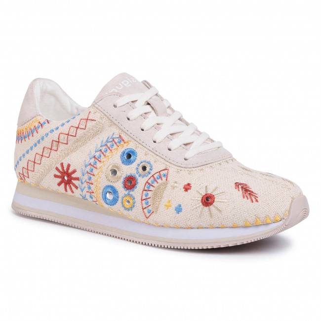Sneakers DESIGUAL - Pegaso New Exotic 20SSKA07 9020
