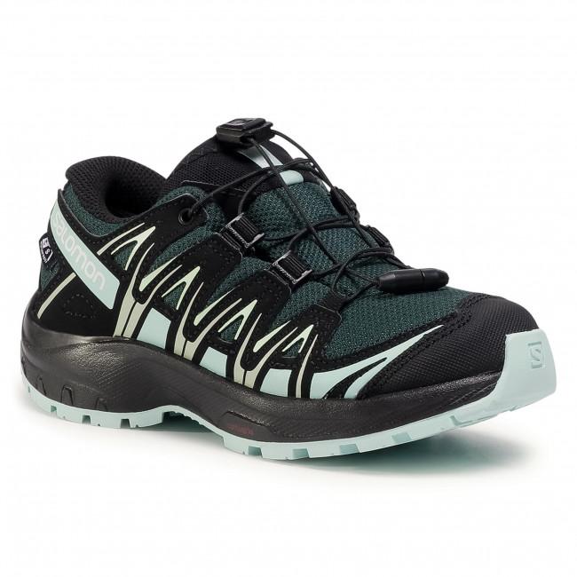 Footwear SALOMON - Xa Pro 3D Cswp J 409736 09 W0 Green Gables/Icy Morn/Patina Green