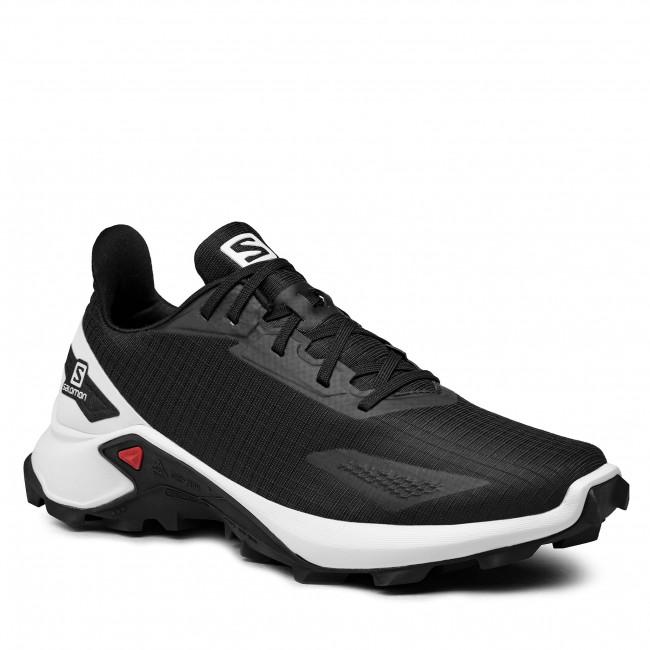 Footwear SALOMON - Alphacross Blast 411049 30 W0 Black/White/Black