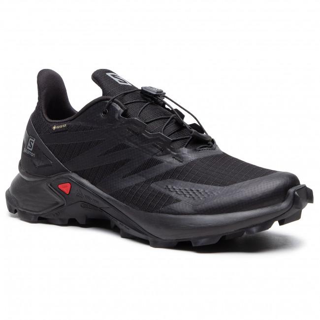 Footwear SALOMON - Supercross Blast Gtx GORE-TEX 411085 27 V0 Black/Black/Black