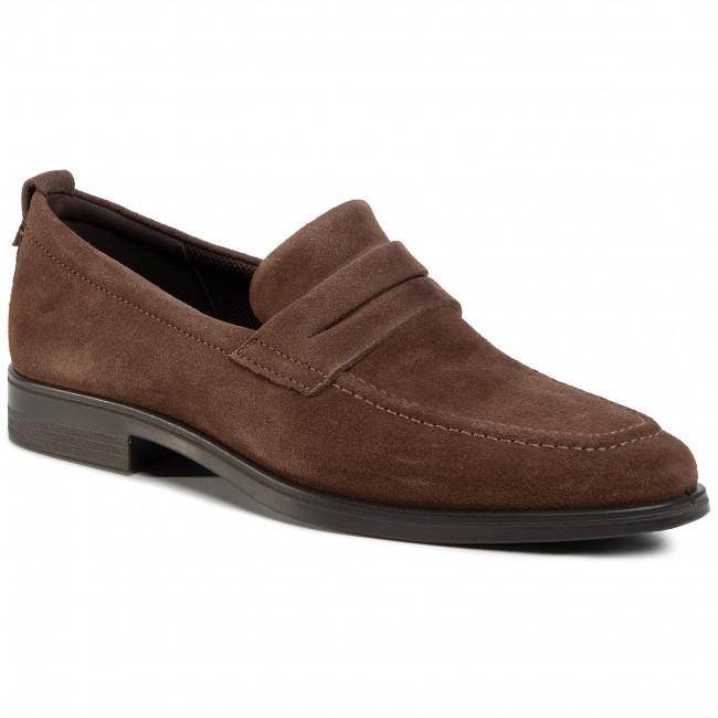 Shoes ECCO - Melbourne 62179405559 Dark Clay