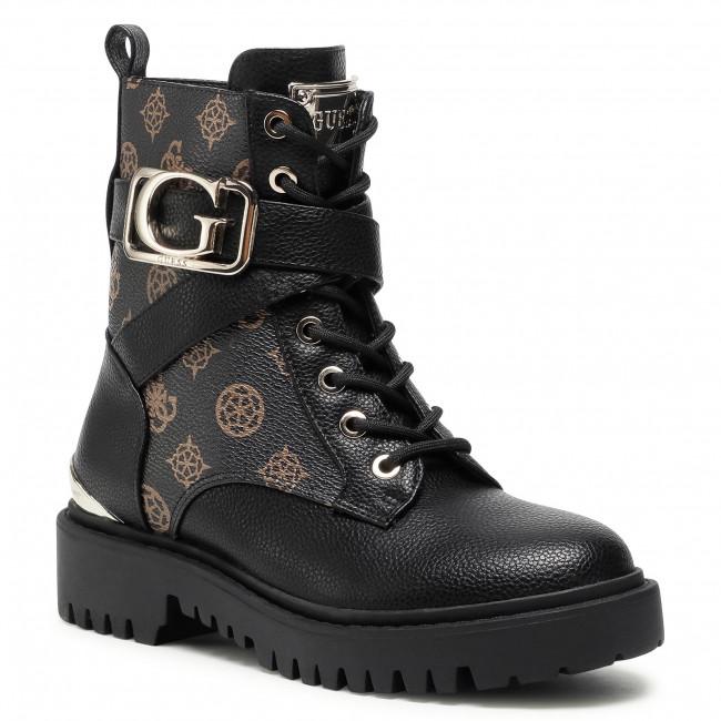 Hiking Boots GUESS - Orana FL8ONA FAL10 BLKGO