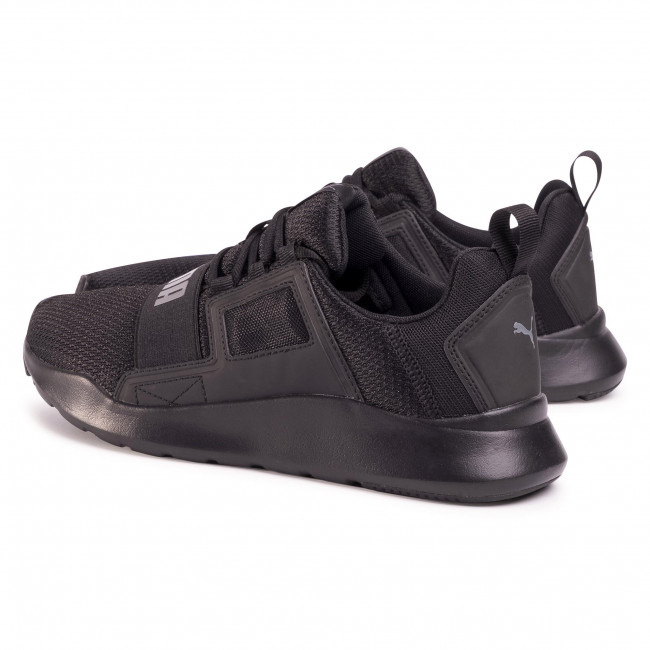 Sneakers PUMA - Wired Cage 371928 01 Puma Black/Castlerock