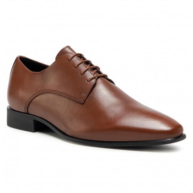 Shoes GEOX - U High Life B U0299B 00043 C6026 Dk Cognac