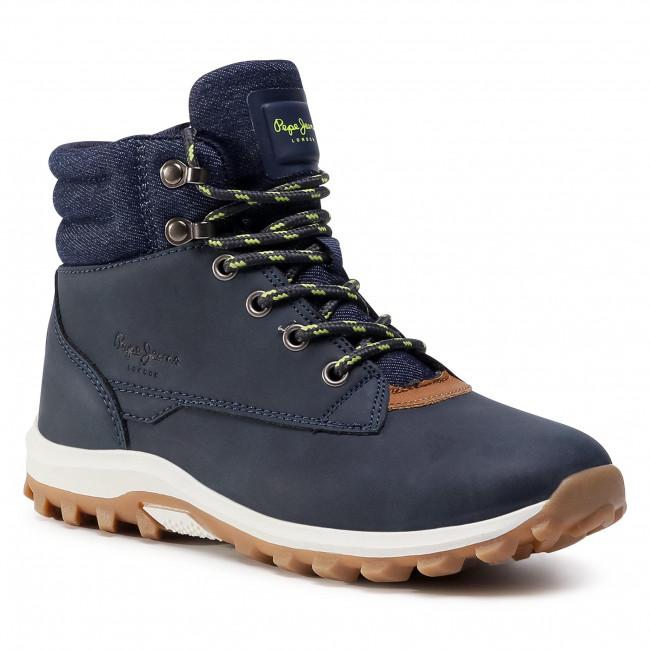 Trekker Boots PEPE JEANS - Arcade Boot PBS50085 Navy 595