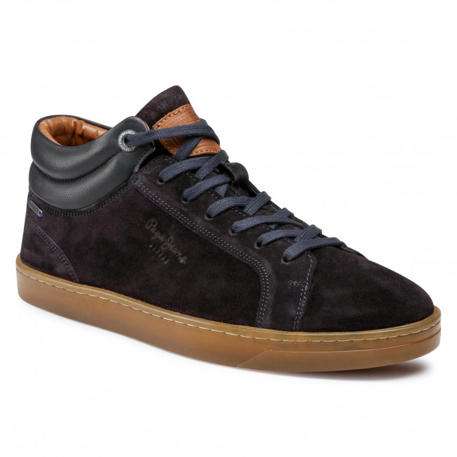 Boots PEPE JEANS - Doc Basic PMS30692 Navy 595