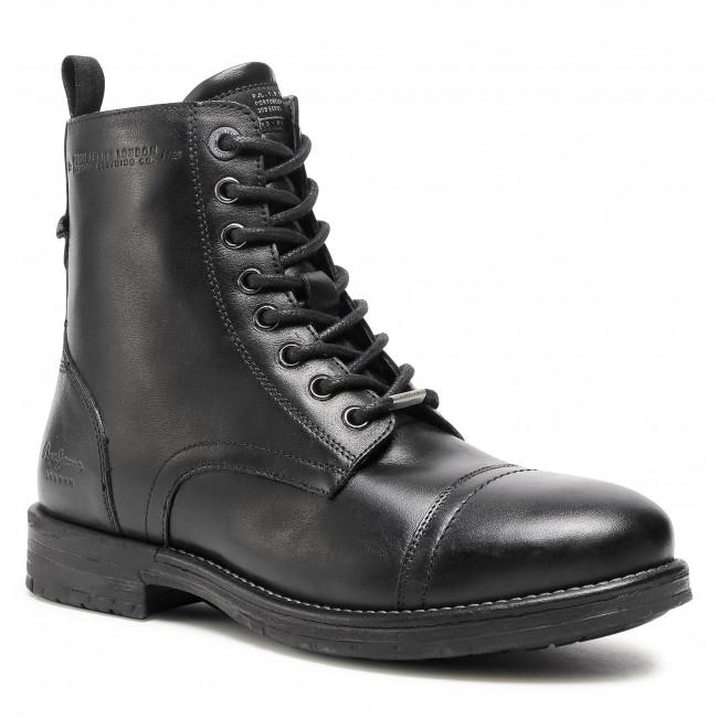 Knee High Boots PEPE JEANS - Tom Cut Premium PMS50202  Black 999