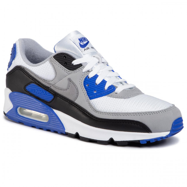 Shoes NIKE - Air Max 90 CD0881 102 White/Particle Grey