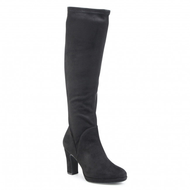 Knee High Boots TAMARIS - 1-25522-25 Black 001