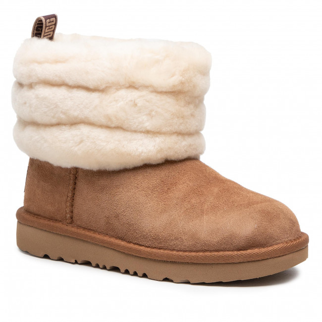 Footwear UGG - T Fluff Mini Quilted 1103612K Che