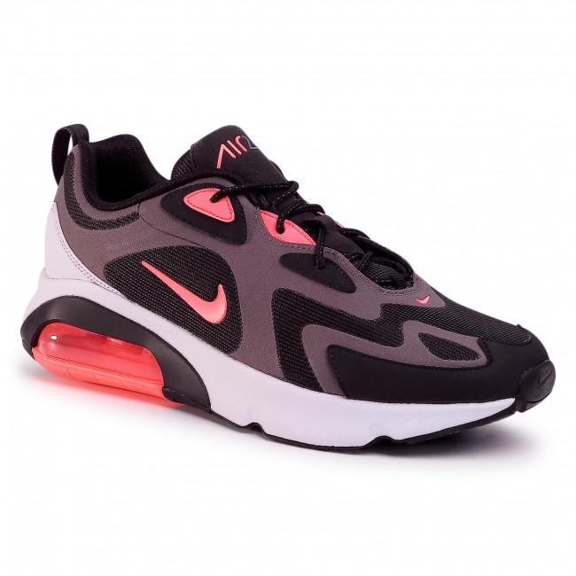 Shoes NIKE Air Max 200 AQ2568 005 Thunder GreyHot Punch