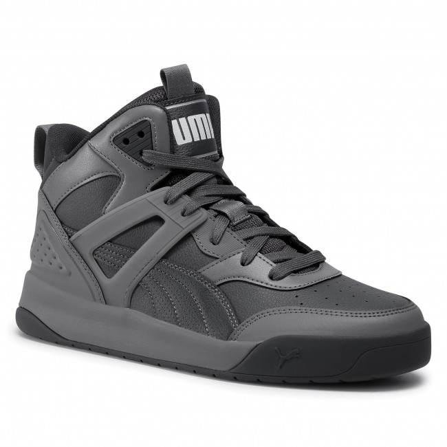 Trainers PUMA - Backcourt Mid 374139 04 Shadow/Ebony/Gray/Wht/Silver
