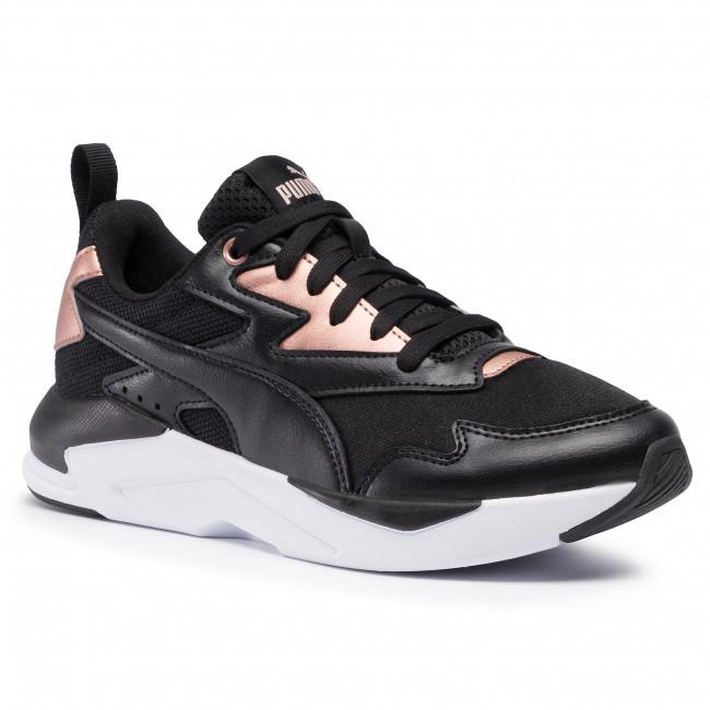 black rose gold sneakers