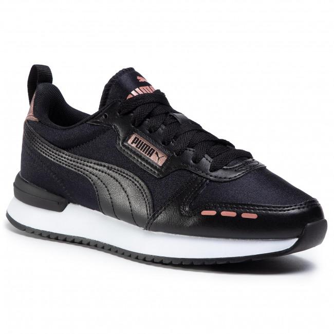 Trainers PUMA - R78 Wn\'s Metallic 374739 03 Black/Black/Rose Gold