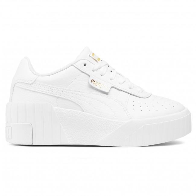 Sneakers PUMA Cali Wedge 373438 01 Puma WhitePuma White
