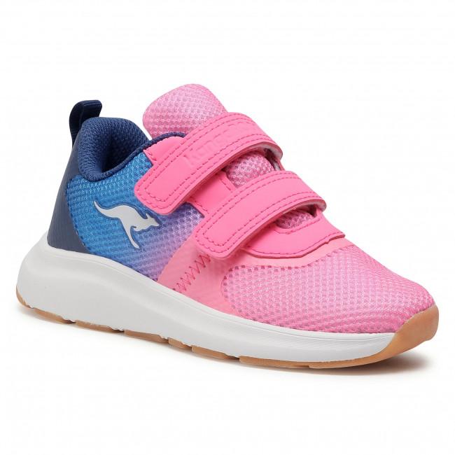 Footwear KANGAROOS - Kb-Agil V 18506 000 6134 Daisy Pink/Navy