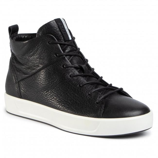 Sneakers ECCO Soft 8 Ladies 44053301001 Black Sneakers