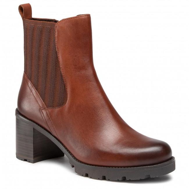 Ankle boots MARCO TOZZI - 2-25434-25 Cognac Antic 310