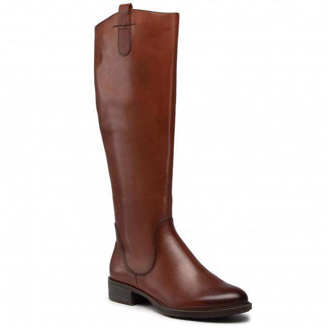 Knee High Boots MARCO TOZZI - 2-25505-25 Cognac Antic 310
