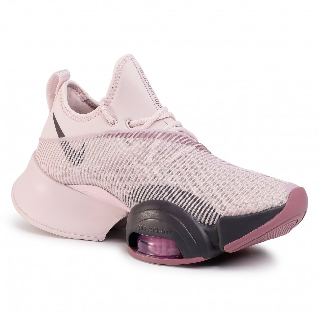 Shoes NIKE - Air Zoom Superrep BQ7043 665 Barely Rose/Burgundy Ash